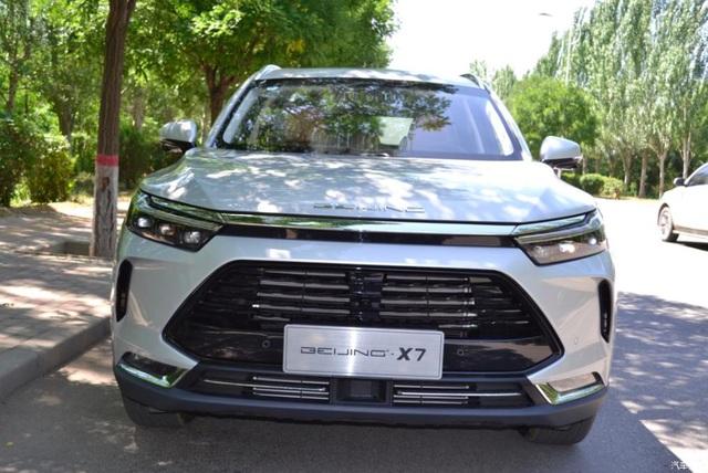 Xe Trung Quốc Beijing X7 tiếp tục chuỗi doanh số thảm tại quê nhà - 1
