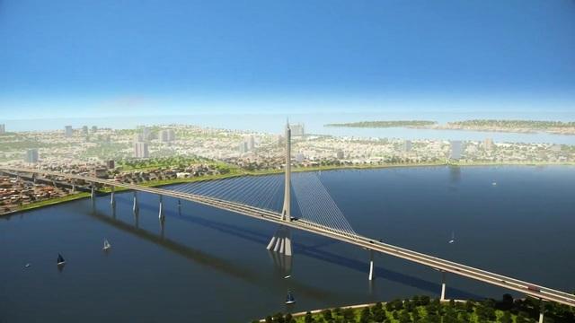 Xây cầu gần 10.000 tỷ nối phố biển Cần Giờ với trung tâm TPHCM - 3
