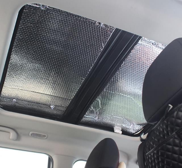Cửa sổ trời - Nỗi khổ của người đi xe xịn tại Việt Nam ngày hè - 2