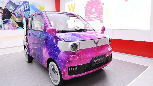 Triển lãm ô tô Thượng Hải 2021: Cuộc phô diễn của xe chạy điện Trung Quốc - 1