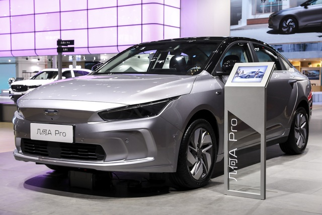 Triển lãm ô tô Thượng Hải 2021: Cuộc phô diễn của xe chạy điện Trung Quốc - 3