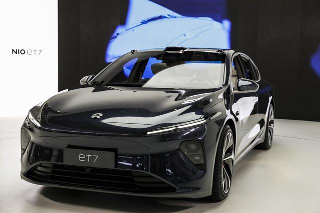 Triển lãm ô tô Thượng Hải 2021: Cuộc phô diễn của xe chạy điện Trung Quốc - 6