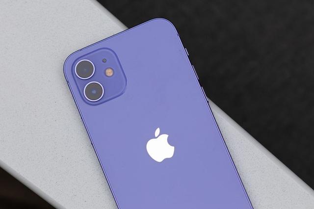 Cận cảnh chiếc iPhone 12 màu tím mà Apple vừa ra mắt - 3