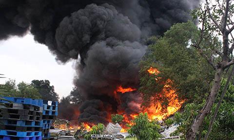 Xử lý trách nhiệm hình sự đối với cá nhân, tổ chức để xảy ra cháy nổ nghiêm trọng