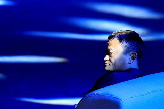 Jack Ma bị nghi