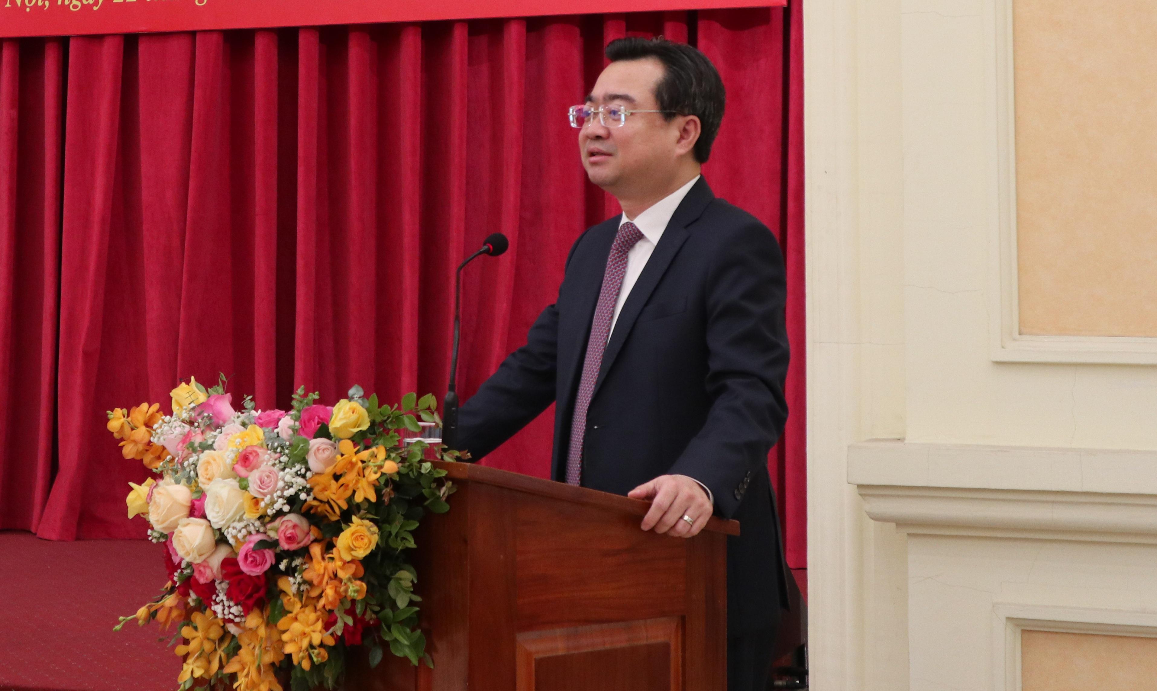 Tân Bộ trưởng Xây dựng: Bất động sản có biến động nhưng đã dần ổn định