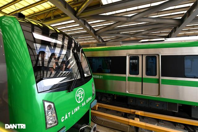Thông tin nóng về dự án đường sắt Cát Linh - Hà Đông - 1