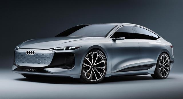 Đèn kiểu mắt hí trở thành trào lưu thiết kế trên các mẫu xe mới - 9