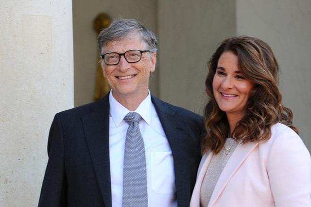 Vợ chồng tỷ phú Bill Gates tuyên bố ly hôn sau 27 năm chung sống - 1