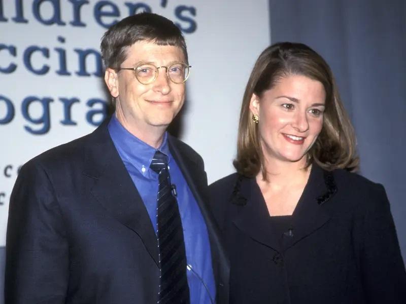 Chùm ảnh về cuộc hôn nhân kéo dài 27 năm của tỷ phú Bill Gates