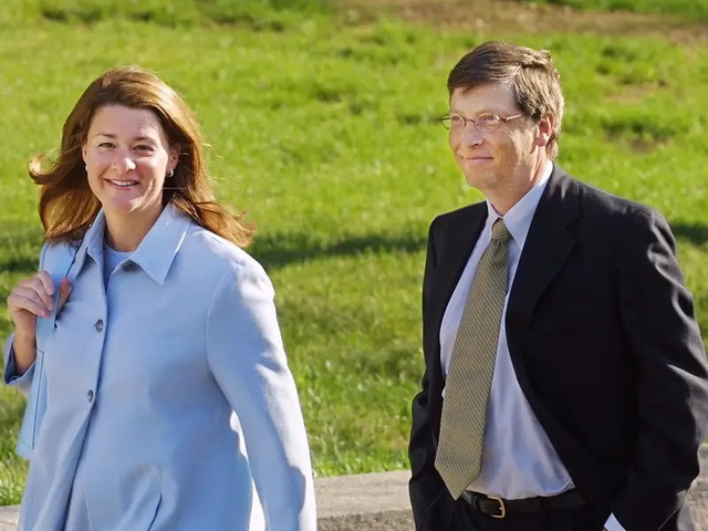 Chùm ảnh về cuộc hôn nhân kéo dài 27 năm của tỷ phú Bill Gates - 9