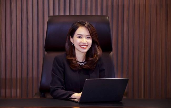 Nữ chủ tịch xinh đẹp bước vào HĐQT Kienlongbank như thế nào?