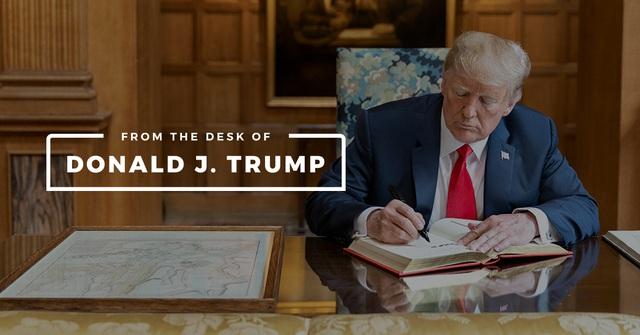 Ông Trump tung nền tảng truyền thông mới sau khi bị mạng xã hội cấm cửa - 1