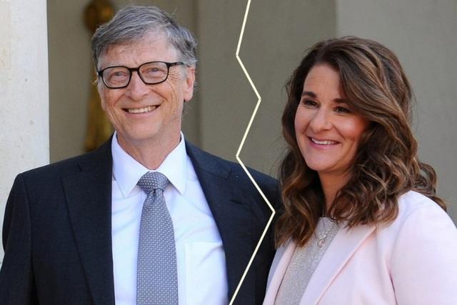 Vợ chồng Bill Gates bắt đầu chia khối tài sản 145 tỷ USD - 1