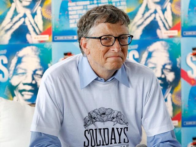 10 phát hiện bất ngờ về độ giàu có của tỷ phú Bill Gates - 3