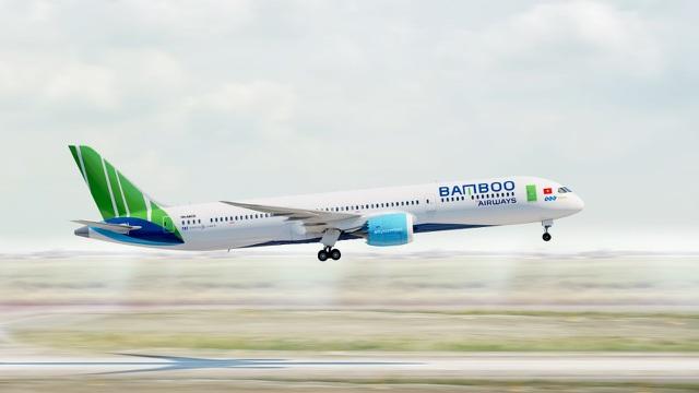 Bamboo Airways bất ngờ được cấp slot bay thẳng tới Mỹ