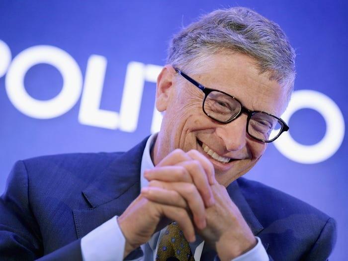 Ly hôn, tỷ phú Bill Gates vẫn giàu thứ 4 thế giới