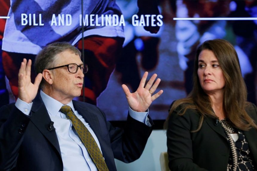 Báo Mỹ tiết lộ thời điểm vợ chồng Bill Gates bắt đầu tính chuyện ly hôn