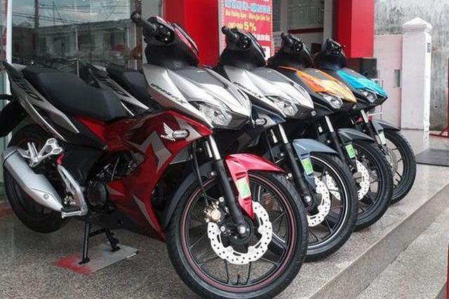 Exciter 155 đội giá tại cửa hàng, Winner X bán dưới đề xuất 10 triệu đồng - 2