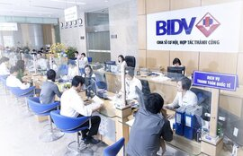 Xa rời đường đua dẫn đầu, BIDV đang ở đâu?