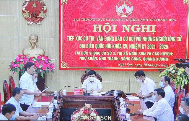 Bộ trưởng Đào Ngọc Dung: Hứa với dân rồi thì phải làm, không được hứa suông - 2