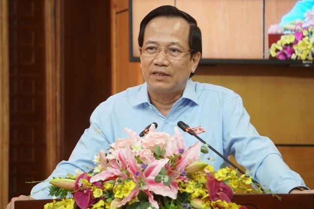 Bộ trưởng Đào Ngọc Dung: Hứa với dân rồi thì phải làm, không được hứa suông - 4
