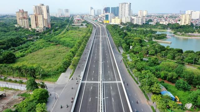 Trình Thủ tướng siêu dự án xây dựng đường trên cao dài nhất Việt Nam - 1