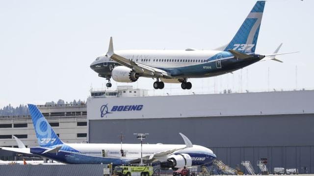 Boeing nổ đơn liên tiếp khi thế giới dần tái mở cửa - 1