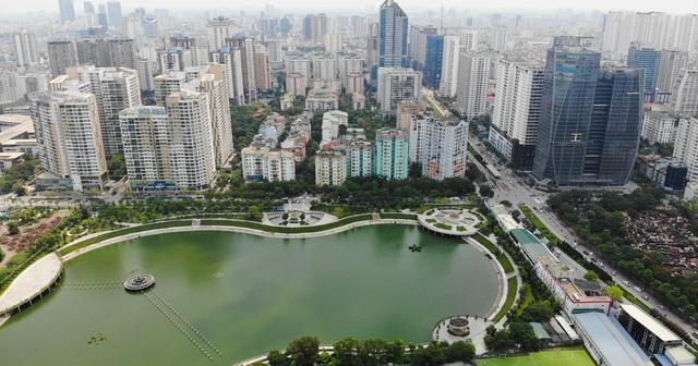 Lý giải yếu tố khiến giá thuê văn phòng Hà Nội, TPHCM vênh nhau rõ rệt - 1