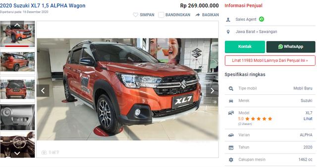 500 triệu đồng mua được những xe nào ở Thái Lan, Indonesia, Malaysia? - 5