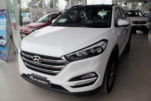Hơn 23.500 xe Hyundai Tucson tại Việt Nam bị triệu hồi do lỗi hệ thống ABS - 1