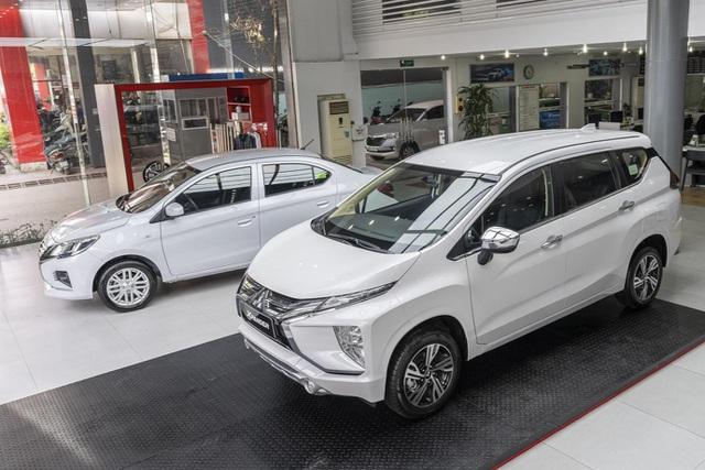 Mitsubishi Xpander áp đảo thị trường, cân cả Innova và Suzuki XL7 - 1