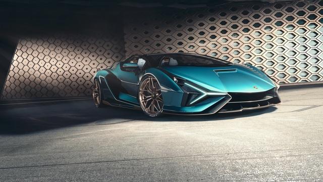 Lamborghini cũng dồn sức làm xe điện - 3