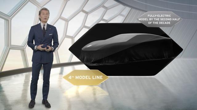 Lamborghini cũng dồn sức làm xe điện - 4