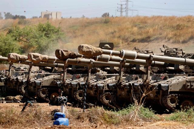 Mỹ gây tranh cãi khi bán lô vũ khí khủng cho Israel  - 2