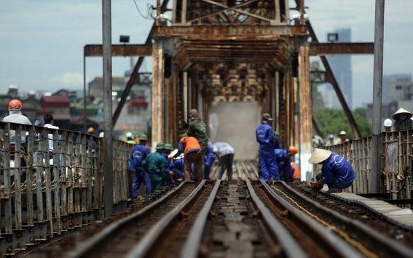 Bộ GTVT tức tốc đặt hàng bảo trì đường sắt quốc gia sau