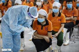 Ổ dịch Covid-19 tại KCN Quang Châu, đại gia Đặng Thành Tâm nói gì?