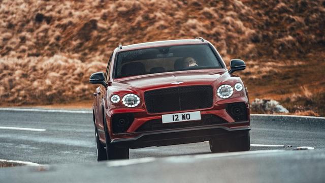 Bentley giới thiệu Bentayga S làm chân chạy cho nhà giàu - 4
