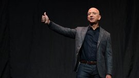 "Tỷ phú Jeff Bezos chốt lịch ""rời"" chức CEO Amazon"