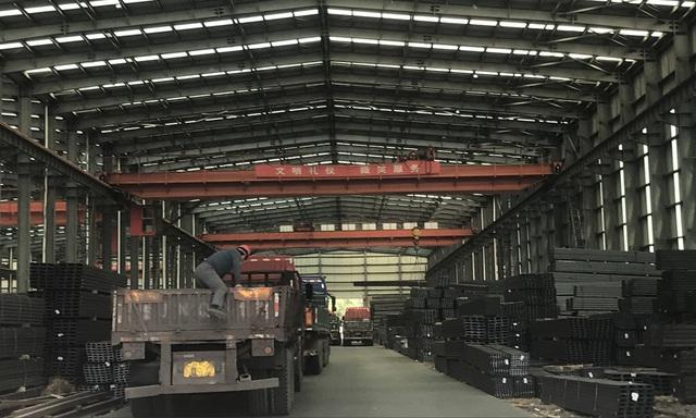 Nhà sản xuất thép Trung Quốc thủng túi vì giá thép lao dốc - 2