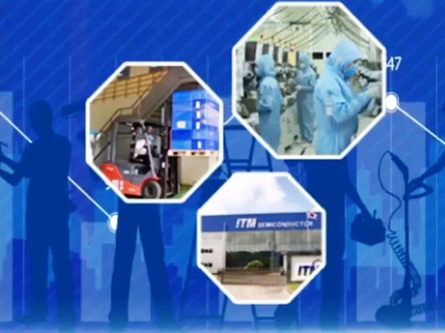 Bắc Ninh: Nhiều doanh nghiệp tổ chức cho công nhân làm việc và lưu trú tại nhà máy - 2