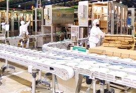 Bắc Ninh: Nhiều doanh nghiệp tổ chức cho công nhân làm việc và lưu trú tại nhà máy