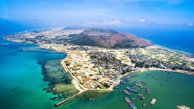 Báo cáo Thủ tướng bổ sung quy hoạch sân bay tư nhân trên đảo Lý Sơn