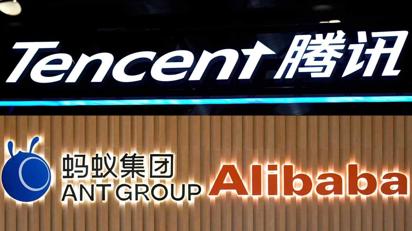 Bị siết, vốn hóa 10 ông lớn công nghệ Trung Quốc