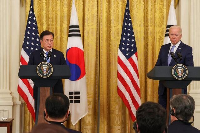 Mỹ cởi trói cho tên lửa Hàn Quốc, Triều Tiên phản ứng giận dữ - 1
