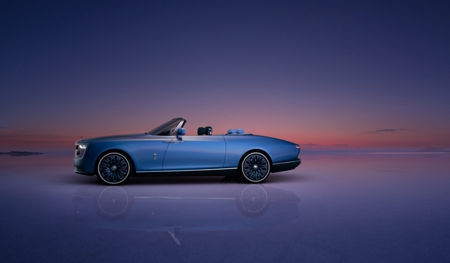 Cận cảnh siêu phẩm mới giá 28 triệu USD của Rolls-Royce - 2
