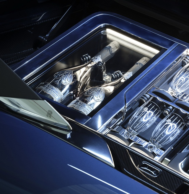 Cận cảnh siêu phẩm mới giá 28 triệu USD của Rolls-Royce - 11
