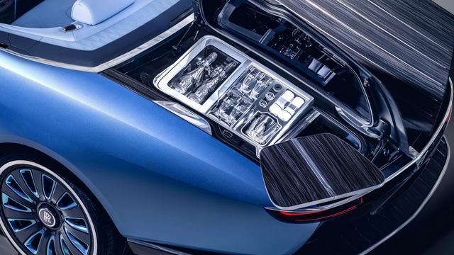 Cận cảnh siêu phẩm mới giá 28 triệu USD của Rolls-Royce - 13