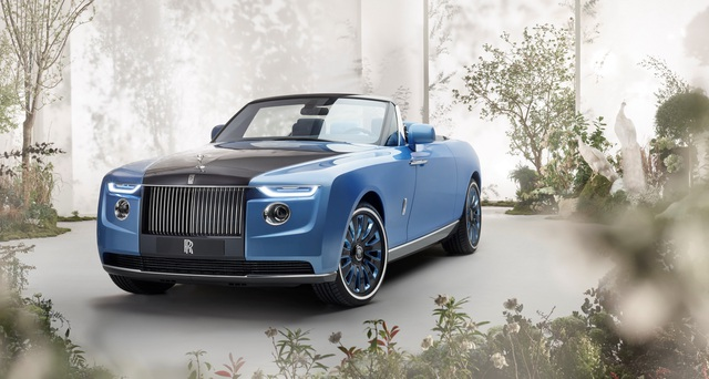 Cận cảnh siêu phẩm mới giá 28 triệu USD của Rolls-Royce - 17