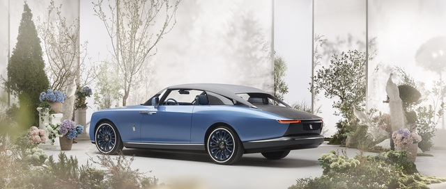 Cận cảnh siêu phẩm mới giá 28 triệu USD của Rolls-Royce - 18